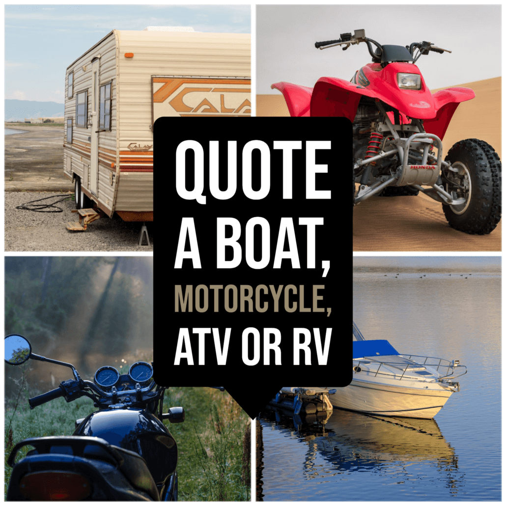 Boat Motorcycle RV Quotes Atlanta
